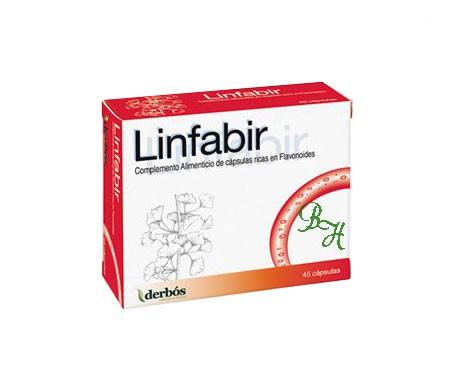 Derbós Linfabir 45cáps