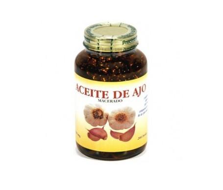 Derbós aceite de ajo macerado 200 perlas