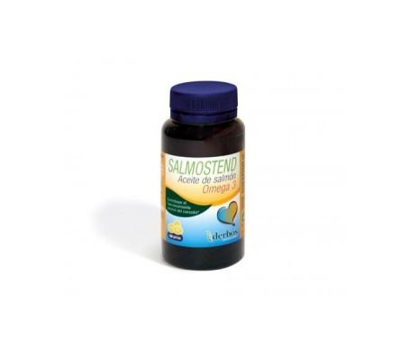 Derbós Omega 3 aceite de salmón 100 perlas
