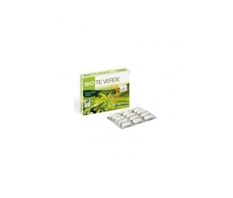 Derbos Bio Té Verde 30cáps