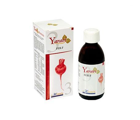 Derbós Yaravi 3 Fer-F remolacha 250ml