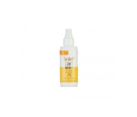 Boots Solei Loción Spray Solar SPF50+ 150ml