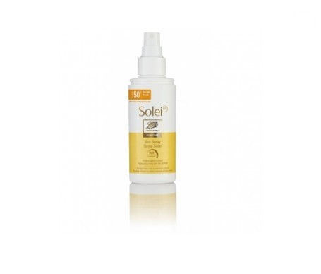 Boots Solei Mini Spray Solar SPF50+ 50ml