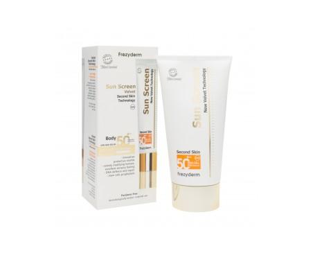 Frezyderm Sunscreen Velvet Corporal SPF50+ 125ml