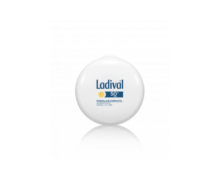 Ladival™ Kompakt-Make-up Golden LSF50+ 10g