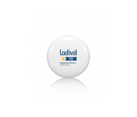 Ladival® maquillaje compacto dorado SPF50+ 10g