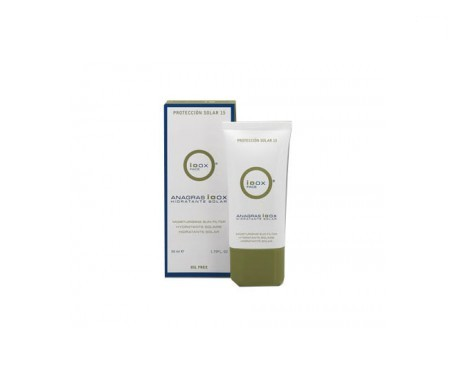 ioox™ Loox Anagras Solar Moisturiser SPF15+ 50ml