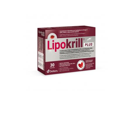 Lipokrill 30caps