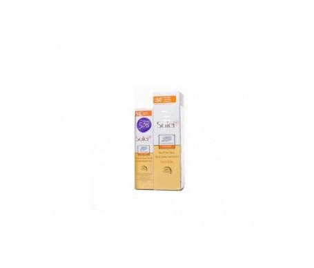 Solei Aceite Solar Seco Spray SPF50+ 125ml + Crema Solar Facial SPF50+ 50ml