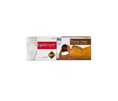 NS Bronce active 15cáps + Lipotrol 10 20cáps