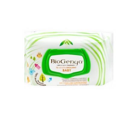 Biogenya toallitas bebé 72uds