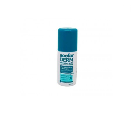 Acofarderm desodorante spray 30ml