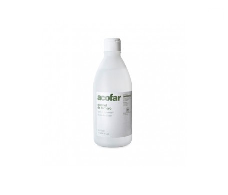Acofar alcohol de romero 1000ml