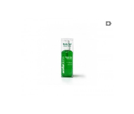 Acofarderm Body gel aloe vera concentrado 250ml