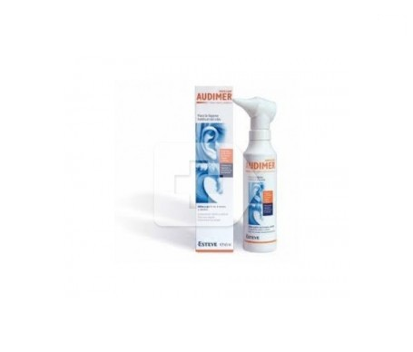 Audimer limpieza oído spray 60ml