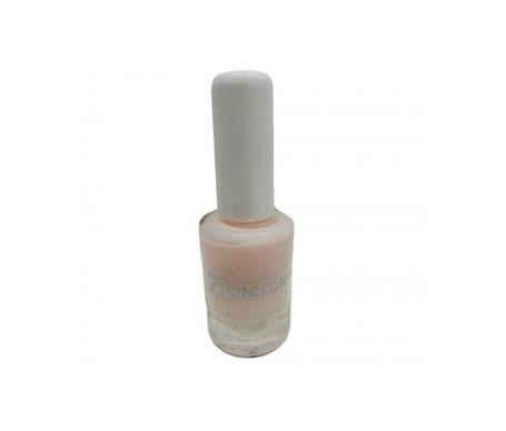 Benestar® base de uñas con proteína de seda rosa muy claro