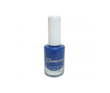 Benestar® esmalte de uñas azul eléctrico