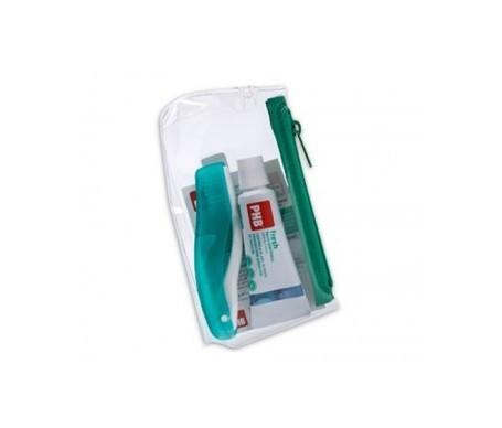 PHB Kit Voyage Fresh Brosse à dents + Dentifrice