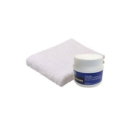 Can Boada hydra-forte UV-Creme Hyaluronsäure 50ml + Geschenketuch