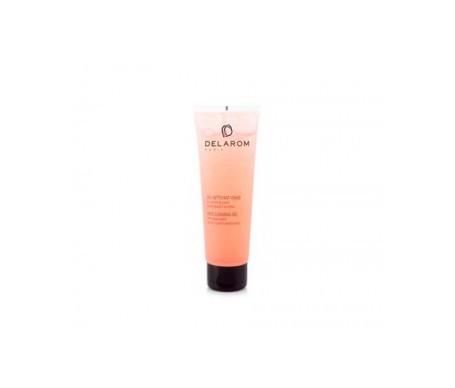 Delarom face cleansing gel 125ml
