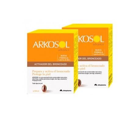 Arkosol Advance 2x30 perles