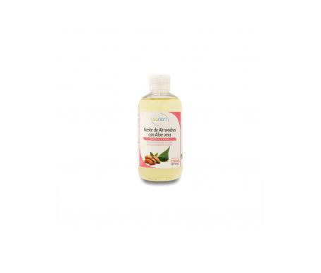 Sanon aceite de almendras con aloe vera 250ml