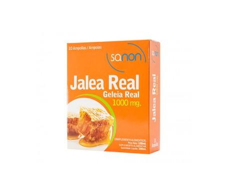 Sanon Jalea Real 10 ampollas