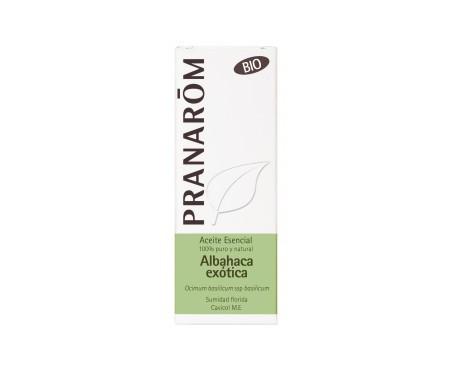 Pranarôm BIO aceite esencial albahaca exótica 10ml