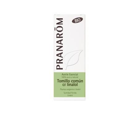 Pranarôm BIO aceite esencial de tomillo común QT linalol 5ml
