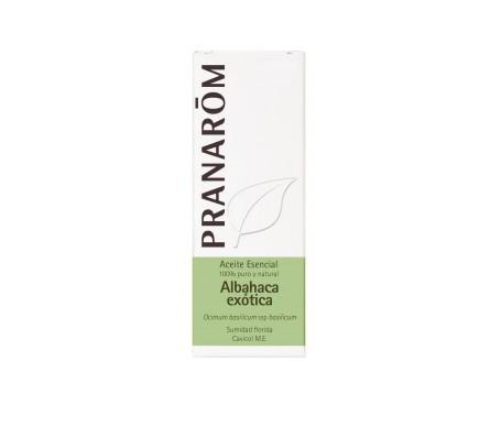 Pranarôm aceite esencial albahaca exótica 10ml