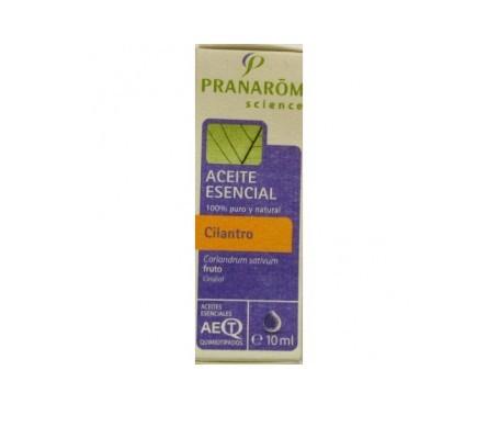 Pranarôm aceite esencial de cilantro 10ml