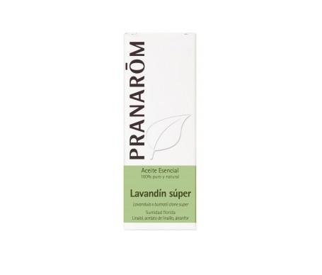 Pranarôm aceite esencial lavandín súper 10ml