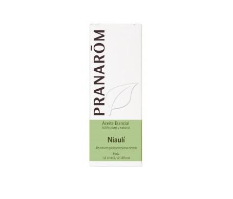 Pranarôm aceite esencial de niaulí QT cineol 10ml