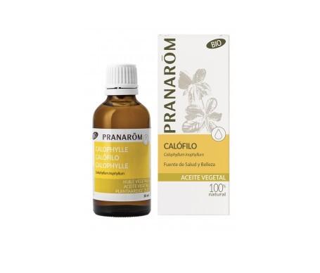 Pranarôm BIO aceite vegetal calófilo 50ml