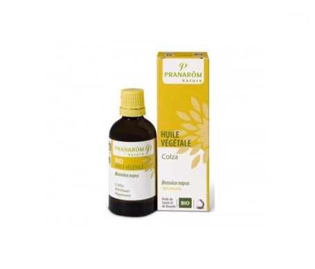 Olio vegetale PranarÌm Colza Biologica 50ml