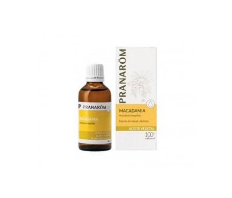 Pranarôm aceite vegetal macadamia 50ml