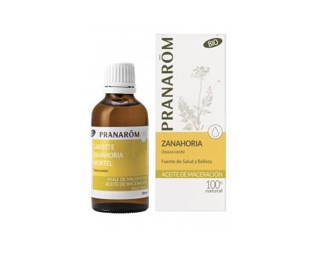 PranarÌm olio biologico di macerazione carote 50ml