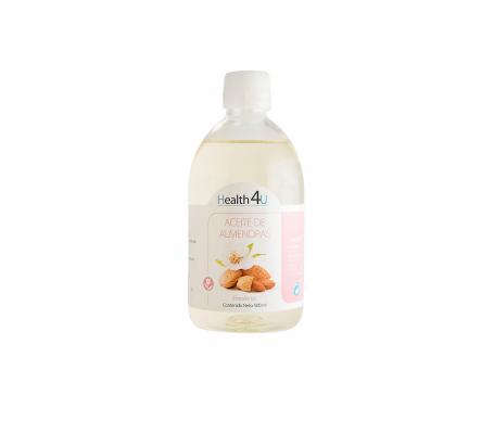 H4U aceite de almendras dulces 500ml