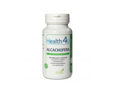 H4U alcachofera 500mg 100comp