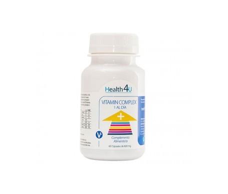 H4U Vitamin Complex 600mg 60cáps