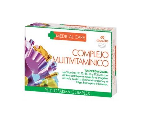 Phytofarma Medical Care multivitamines 60caps