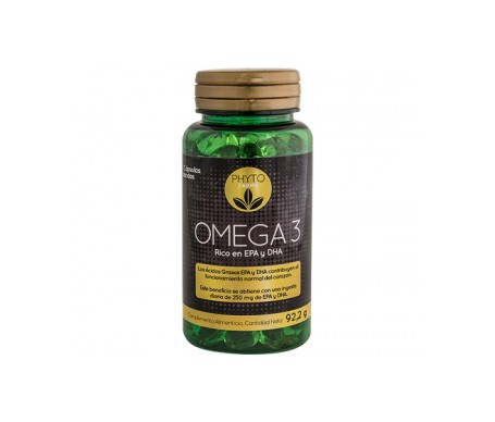 Phytofarma Omega 3 aceite de pescado 130 perlas