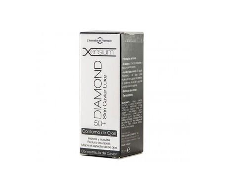 Xensium Diamond Caviar contorno de ojos 20ml