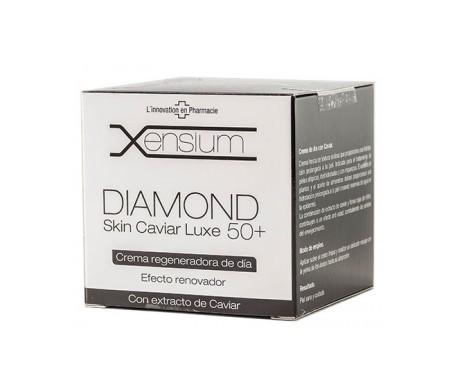 Xensium Diamond Caviar crema regeneradora de día 50ml