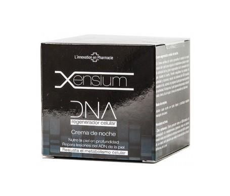 Xensium DNA regenerador celular crema de noche 50ml