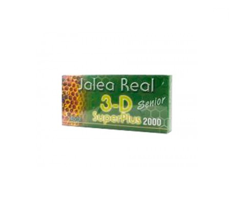 GHF Royal Jelly 3D Senior Superplus 20amp