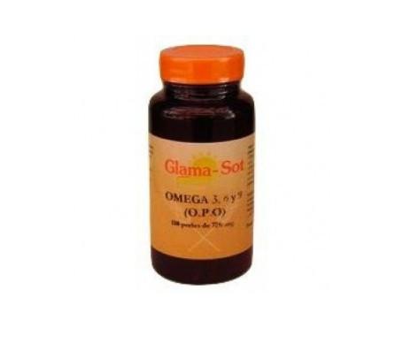 Glama-Sot Omega 3,6 y 9 (O.P.O) 110 perlas