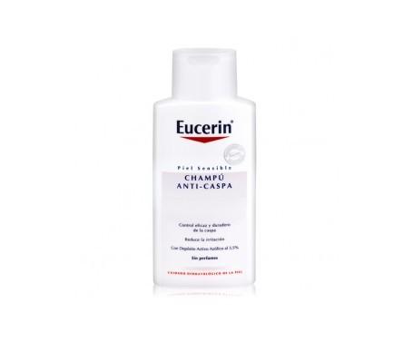 Eucerin® champú anticaspa piel sensible 200ml