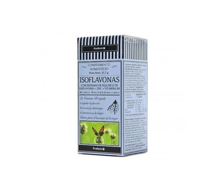 Pronutri Isoflavonas + Zinc + Vitamina B6 60cáps