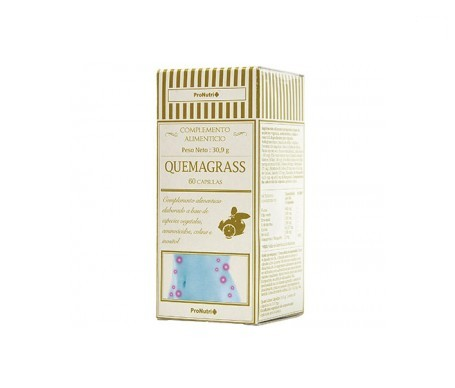 Pronutri Quemagrass 60cáps